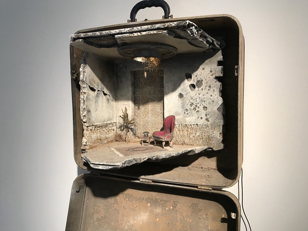 Art About the Refugee Crisis