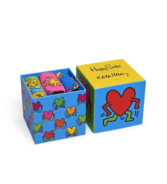 Calcetines de Keith Haring