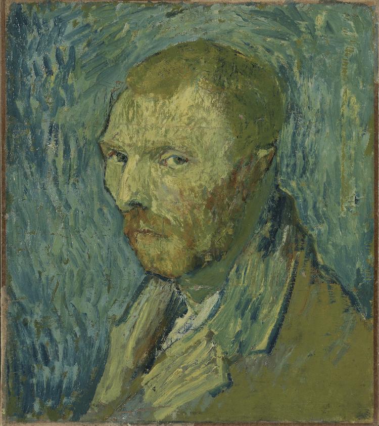 Van Gogh's Important Self-Portraits