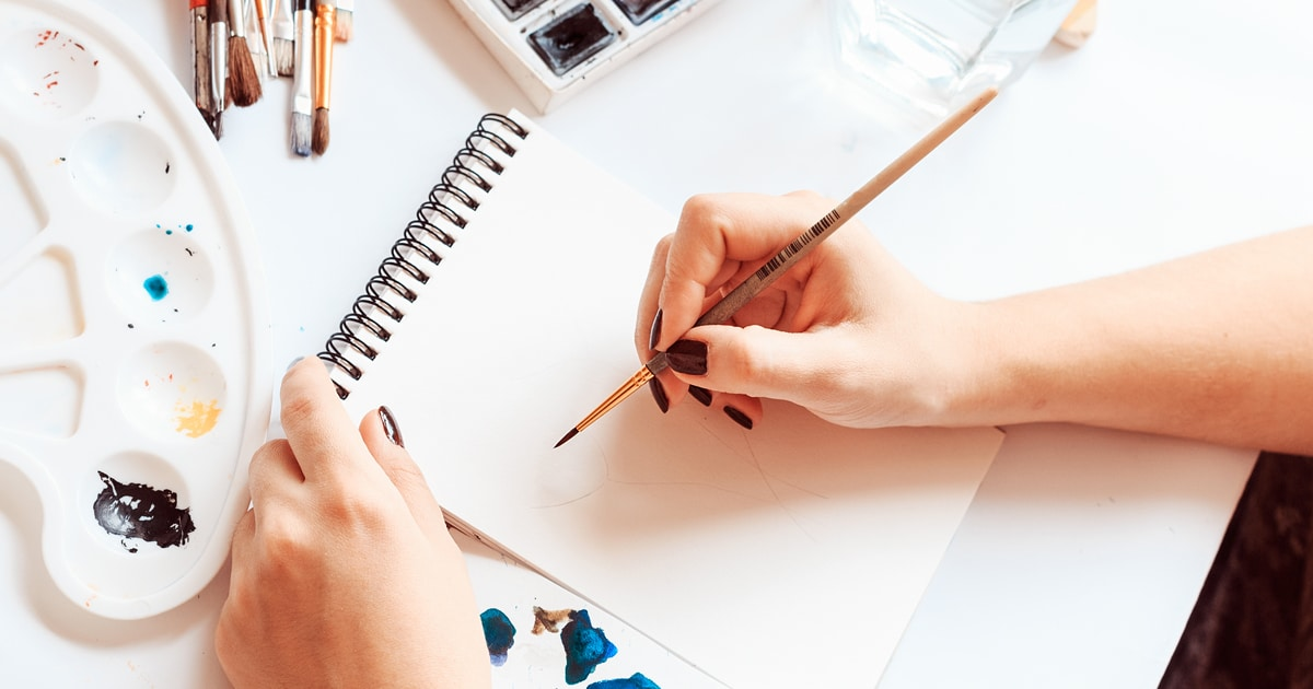 30 Watercolor Painting Ideas For Beginners To Advanced Painters