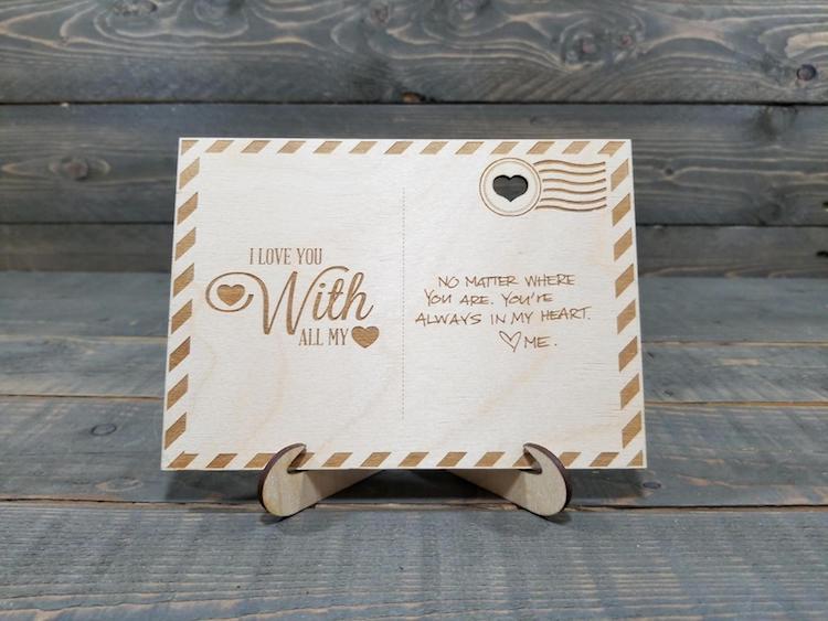 Regalos personalizados para una relación a distancia