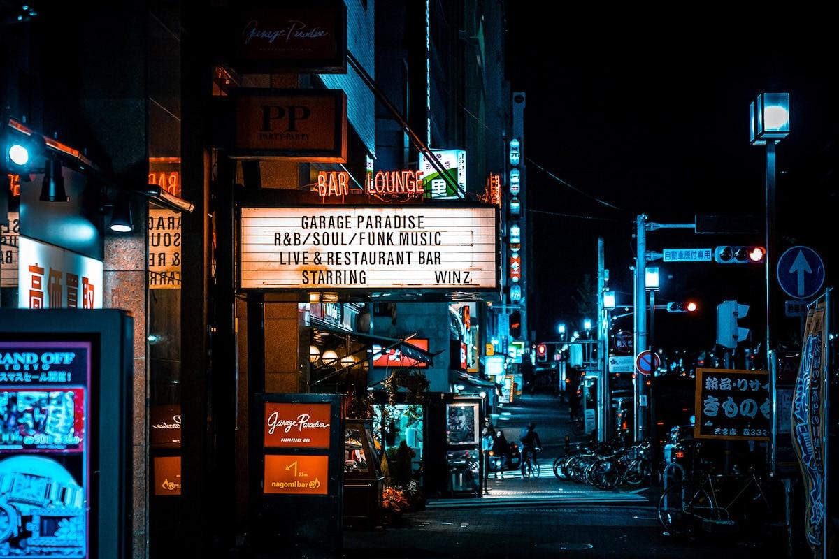 Kobe, Japan by Xavier Portela
