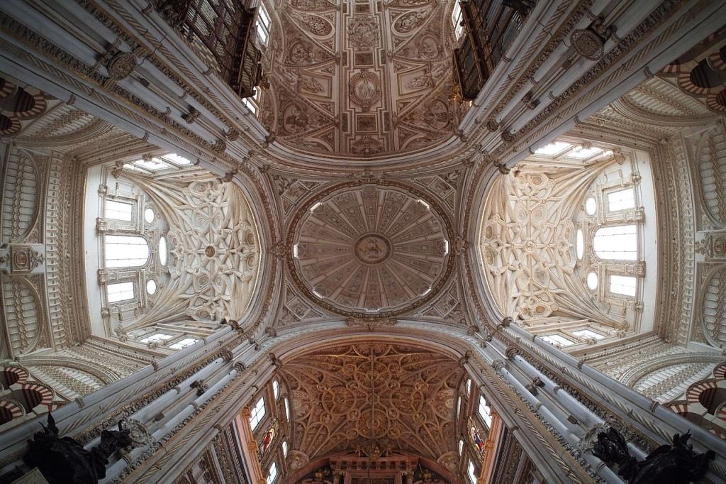 Crucero de la catedral de Córdoba