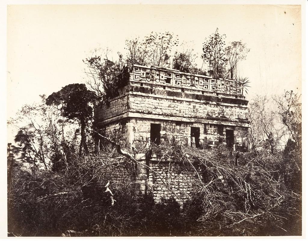 Chichanchob en Chichén Itzá