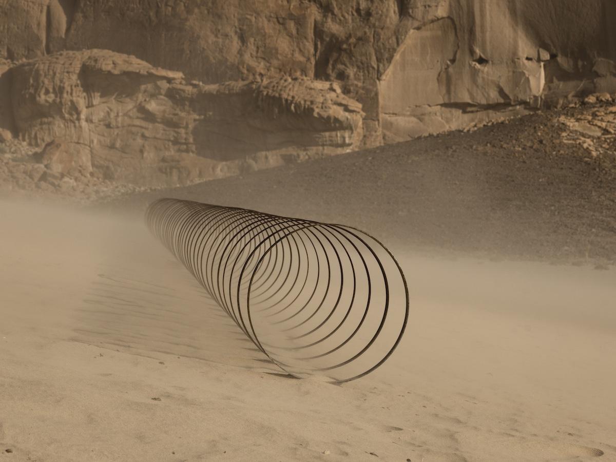Rayyane Tabet at Desert X Alula