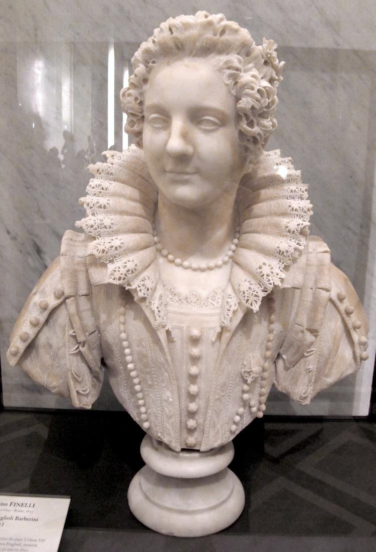 Escultura barroca de Giuliano Finelli