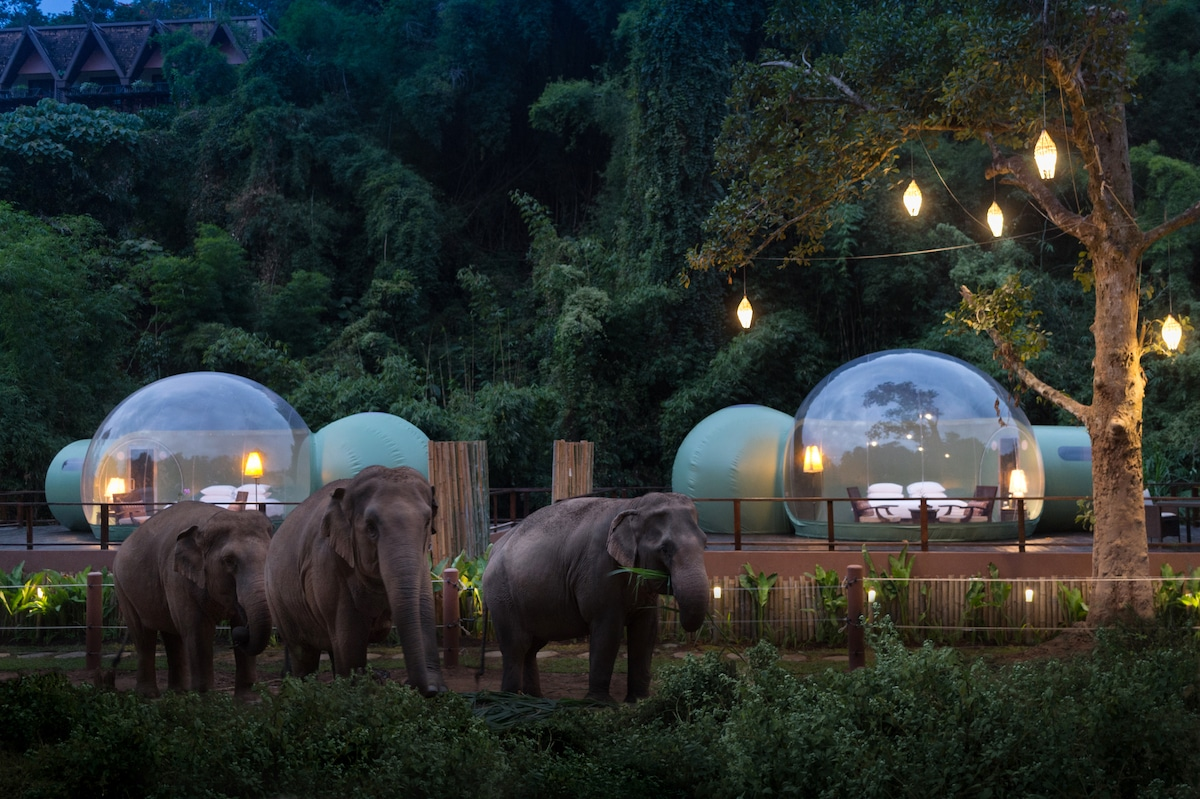 Unique Hotels in Thailand
