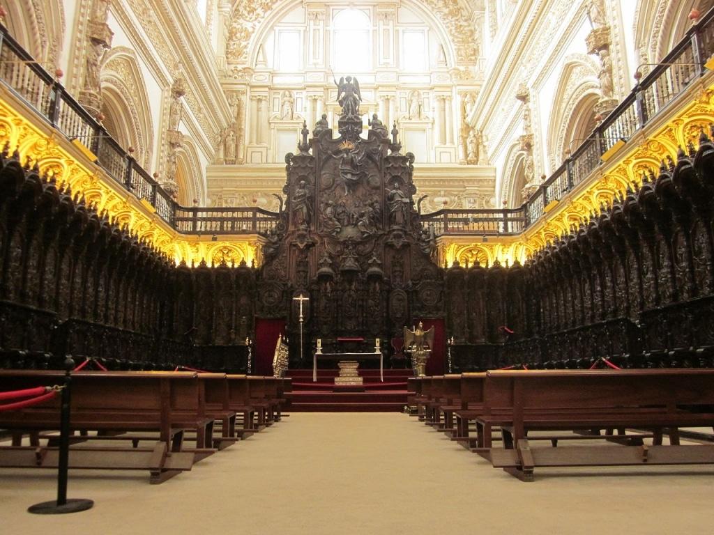 Coro de la Catedral de Córdoba
