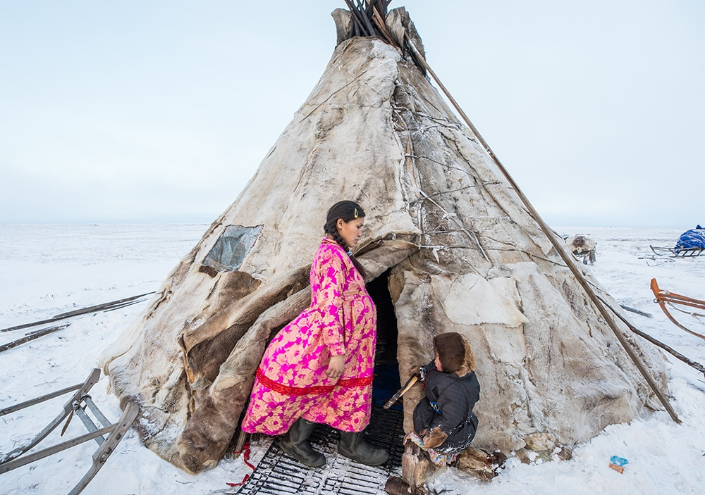 New Path: A Window on the Nenets Life by Alegra Ally