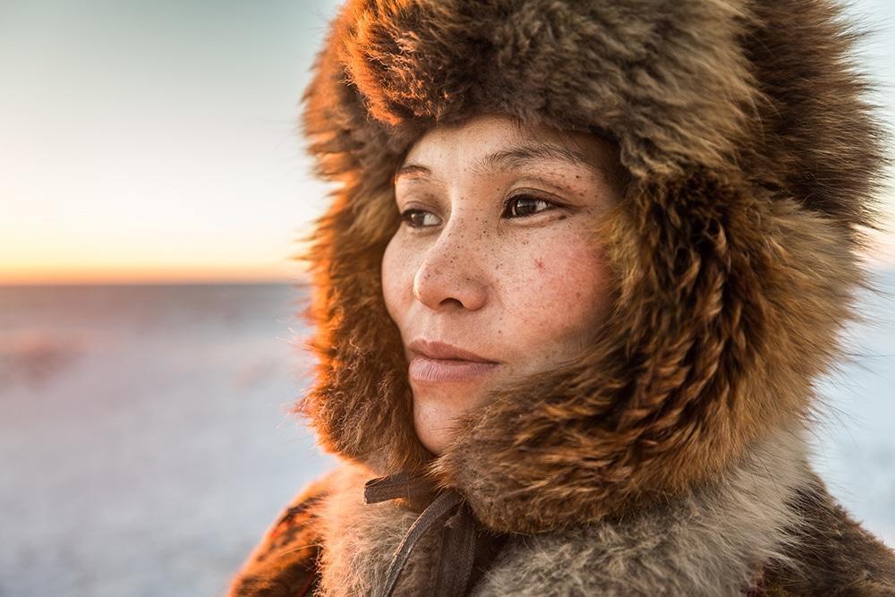 Nenets Woman
