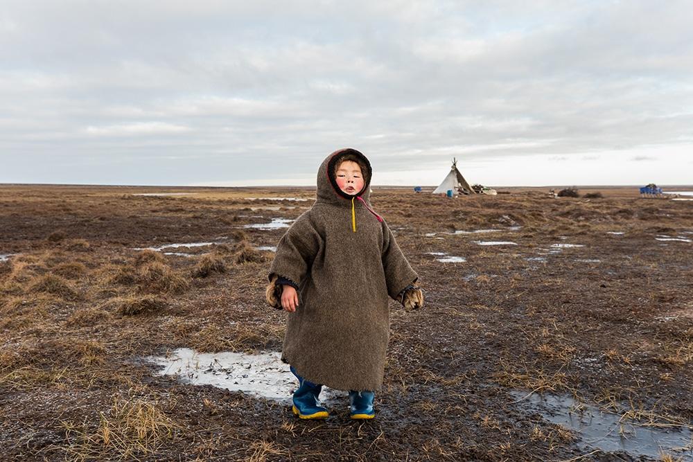 Indigenous Tribe Nenets