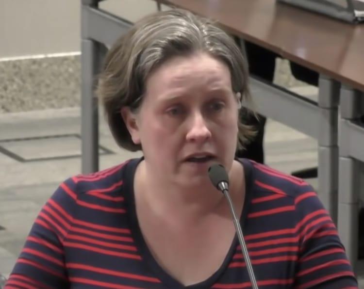 Amanda Coffman Teacher Resignation