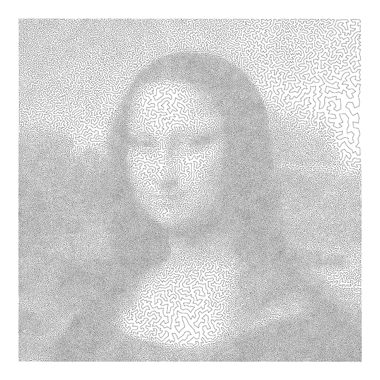 Robert Bosch Optimization Art