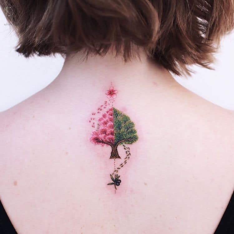 Cute Tattoos Look Like They Re Straight Out Of A Children S Book So many abound and continually get perpetuated. cute tattoos look like they re straight