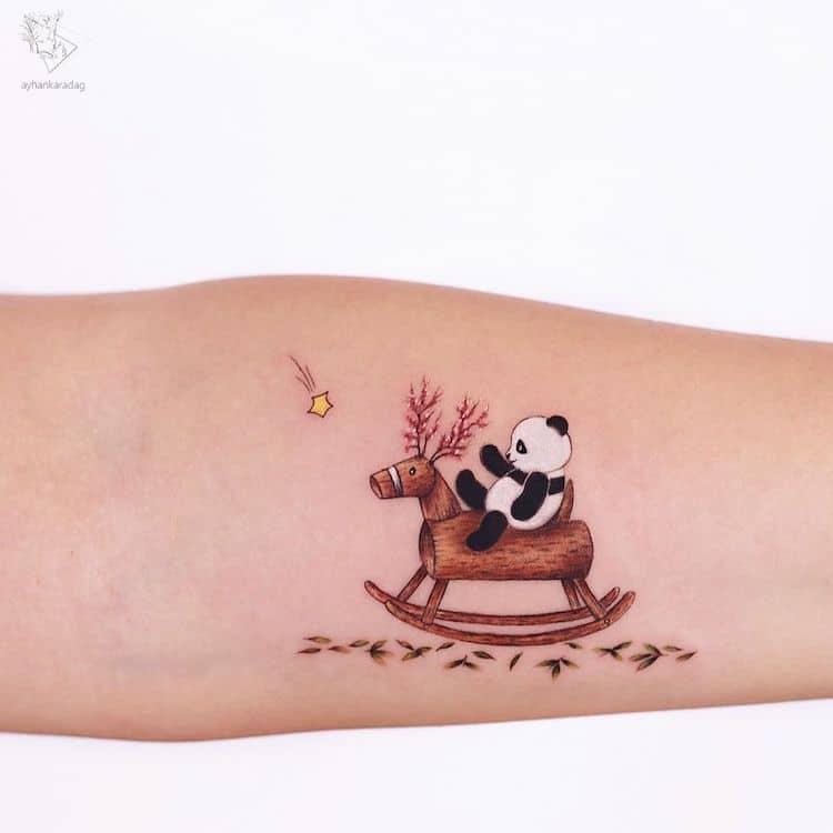 Tatuajes bonitos para mujer de Ayhan Karadag