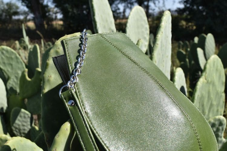 Animal Leather Alternative Made from Cactus
