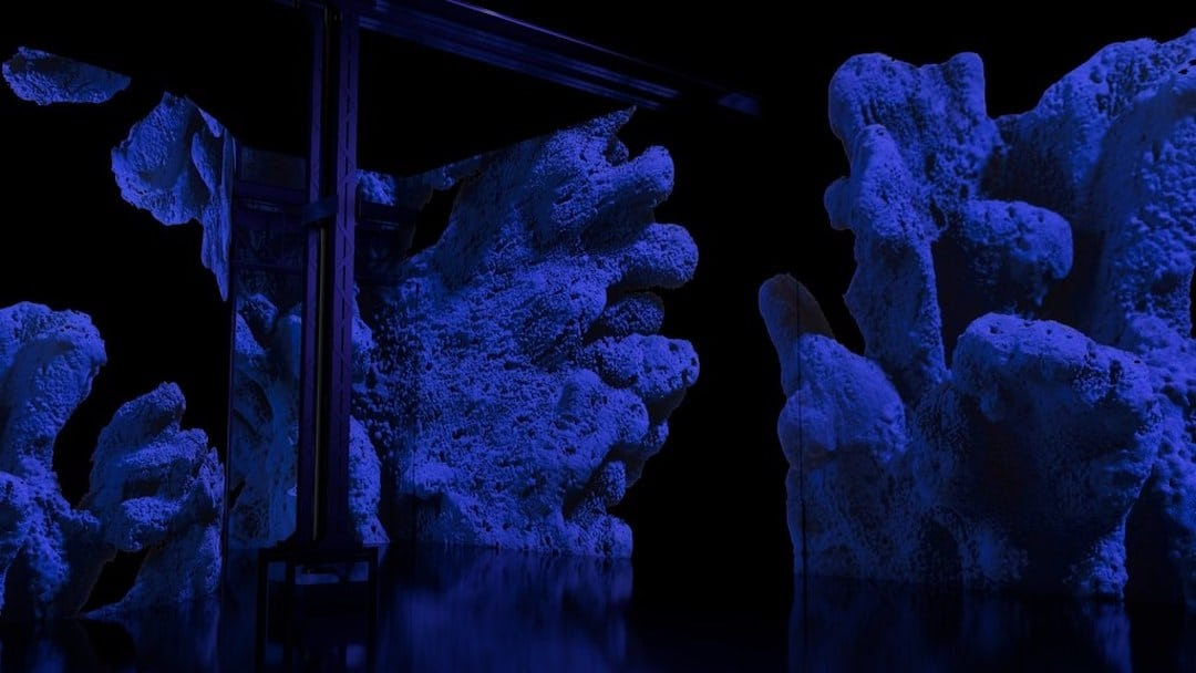 exposicion digital Atelier des Lumières