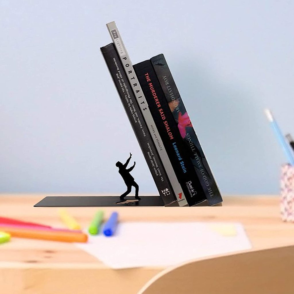 Falling Bookend by Artori Design