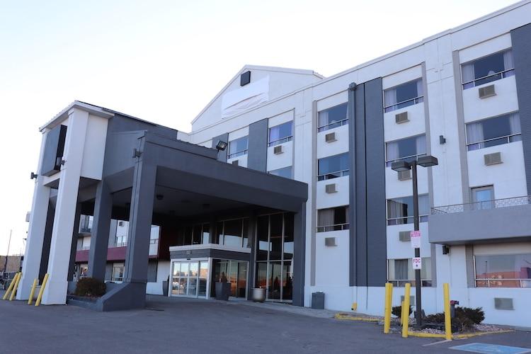 Exterior of Fusion Studios - Affordable Housing for the Homeless in Denver, Colorado