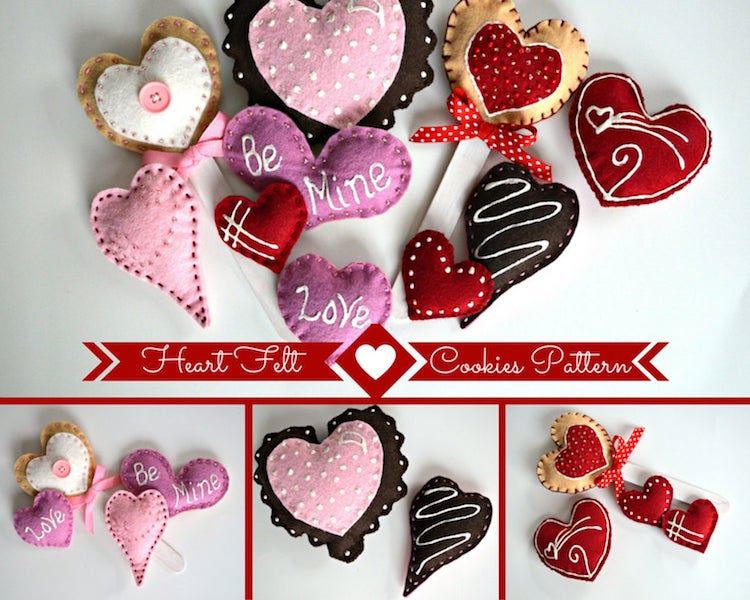 Heart Felt Cookies Kit