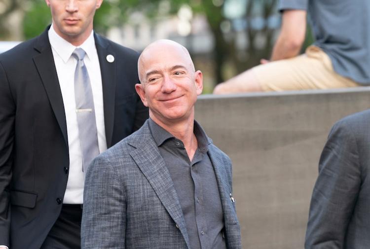 Jeff Bezos Creates Bezos Earth Fund