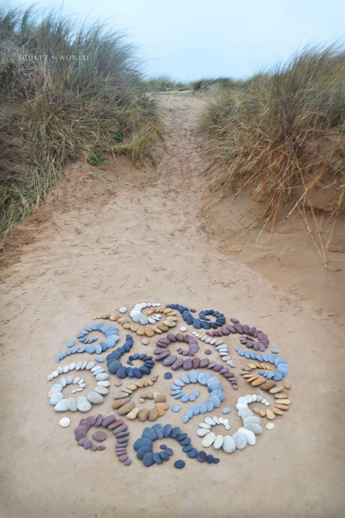 Land Art por Jon Foreman
