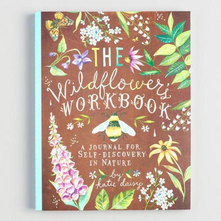 Journal The Wildflower's Workbook