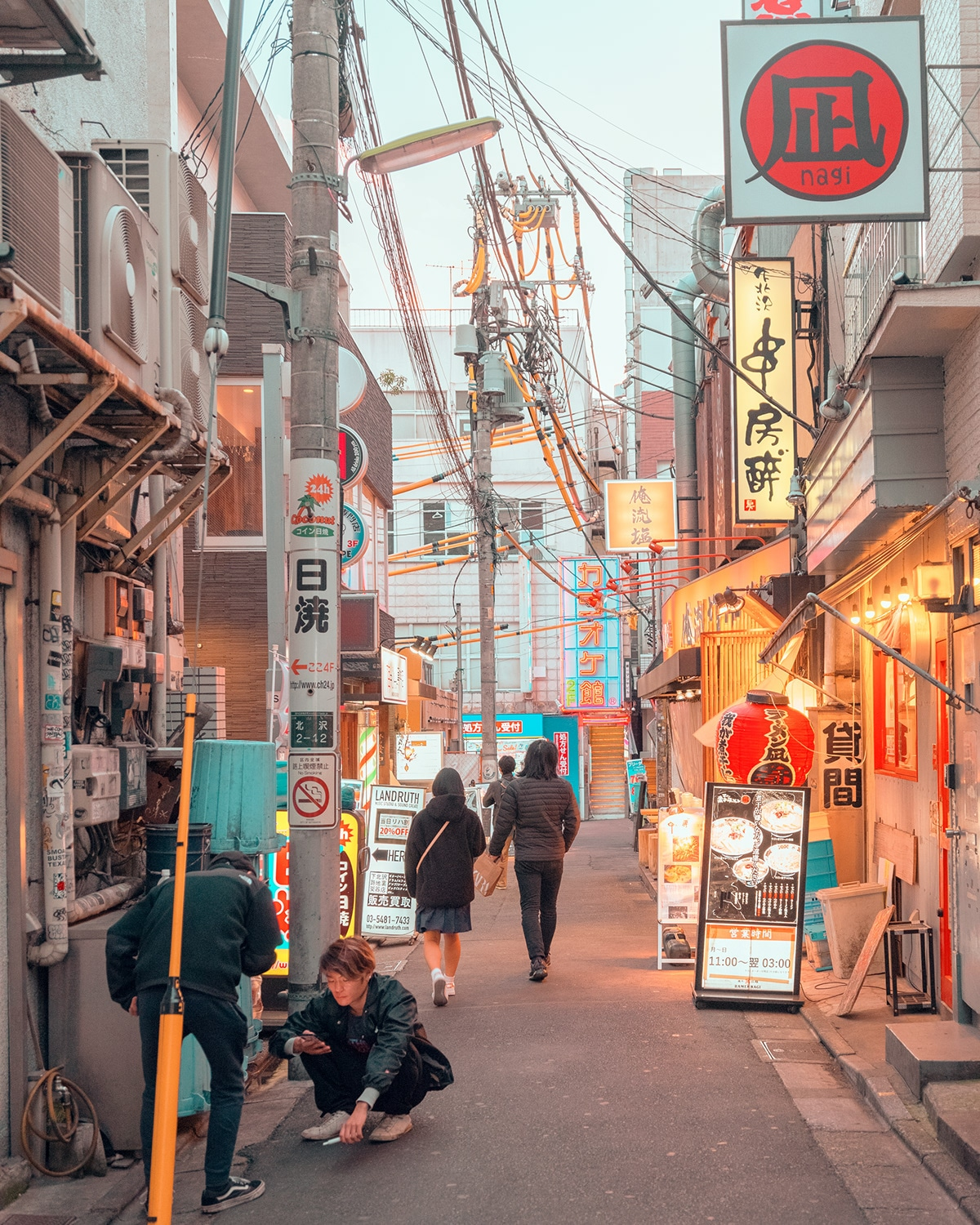 Photo of Tokyo by Ludwig Favre