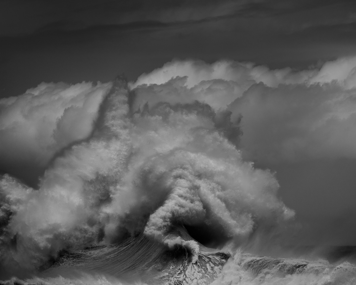 Powerful Wave Photography by Luke Shadbolt