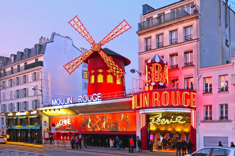 The Moulin Rouge Today