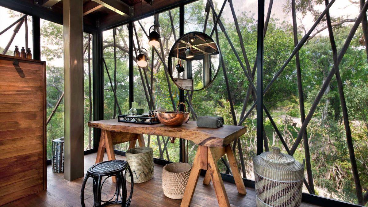 Ngala Treehouse Experience en sudafrica