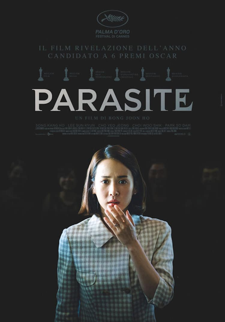 Film Poster for Parasite