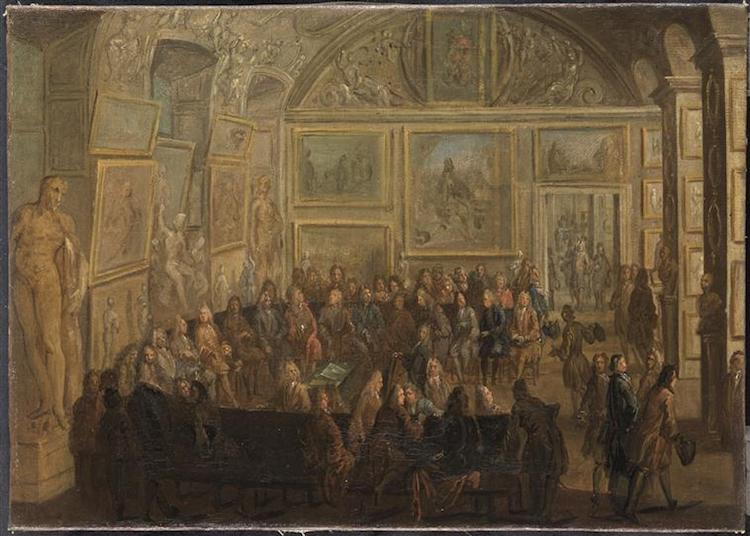 Paris Academy History