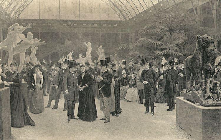 Paris Salon History