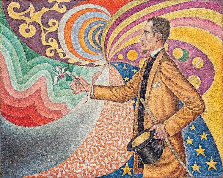 Paul Signac Painting