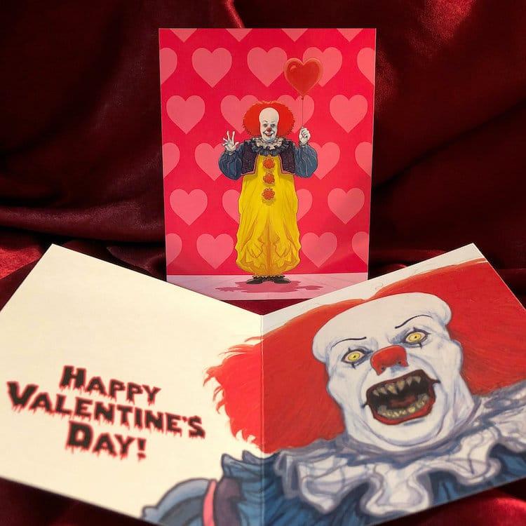 Funny Valentine's Day Card by PJ McQuade