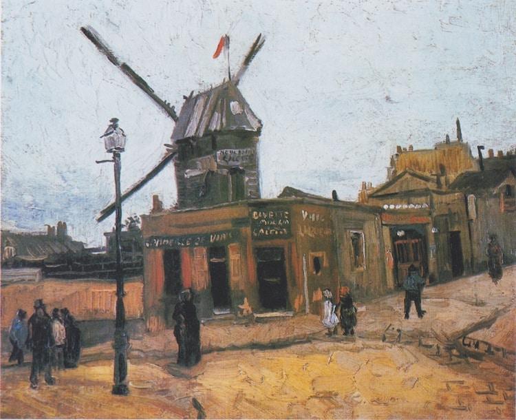Baile en el Moulin de la Galette de Pierre-Auguste Renoir