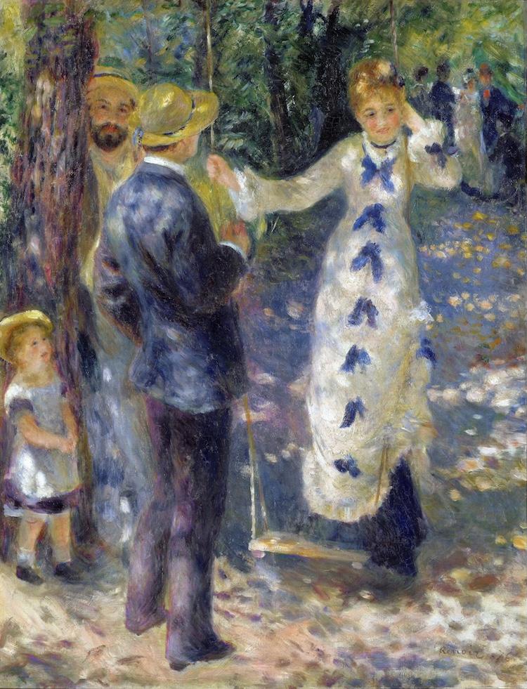 Renoir The Swing