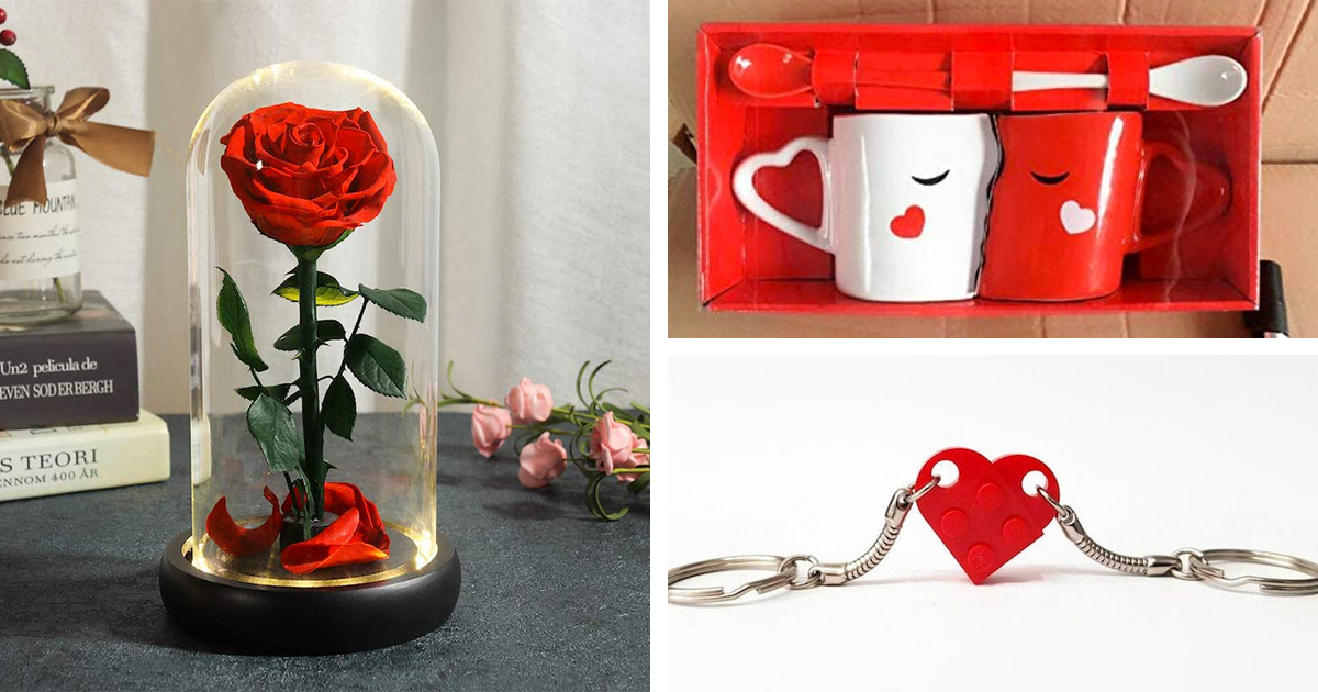 Romantic Last-Minute Valentine's Day Gifts