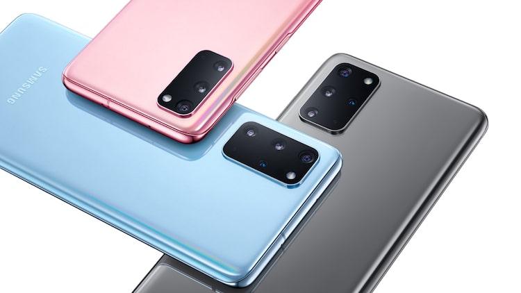 Samsung Galaxy S20 Smartphones
