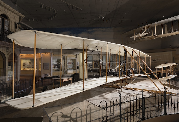 Wright Flyer Smithsonian