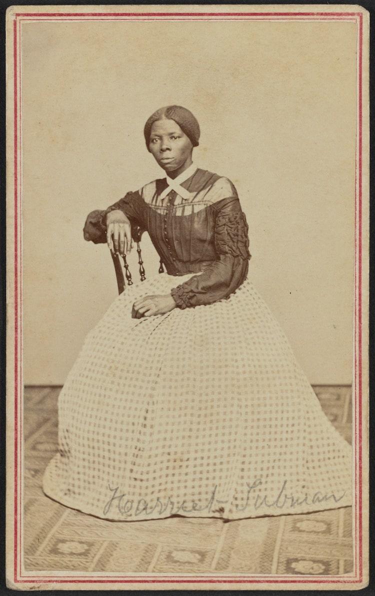 fotografia de Harriet Tubman