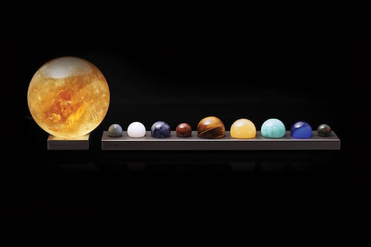 Deskspace Solar System Series With Sun