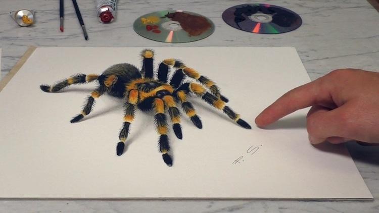 Stefan Pabst pinturas 3D