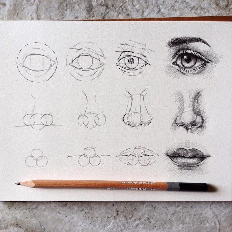 Taji Joseph Drawing Tutorials