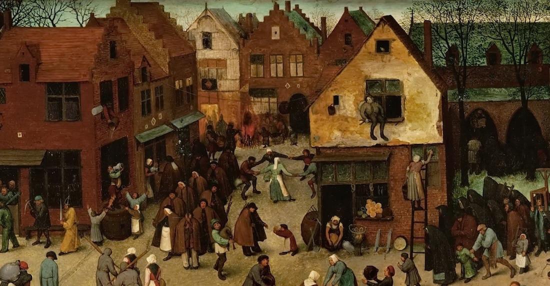 Bruegel Symbolism