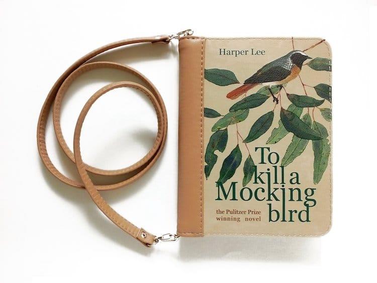 To Kill a Mockingbird Book Clutch