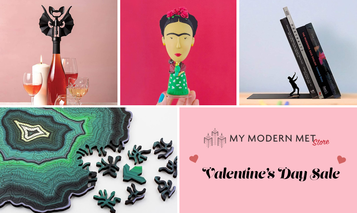 Valentine's Day Sale at My Modern Met Store
