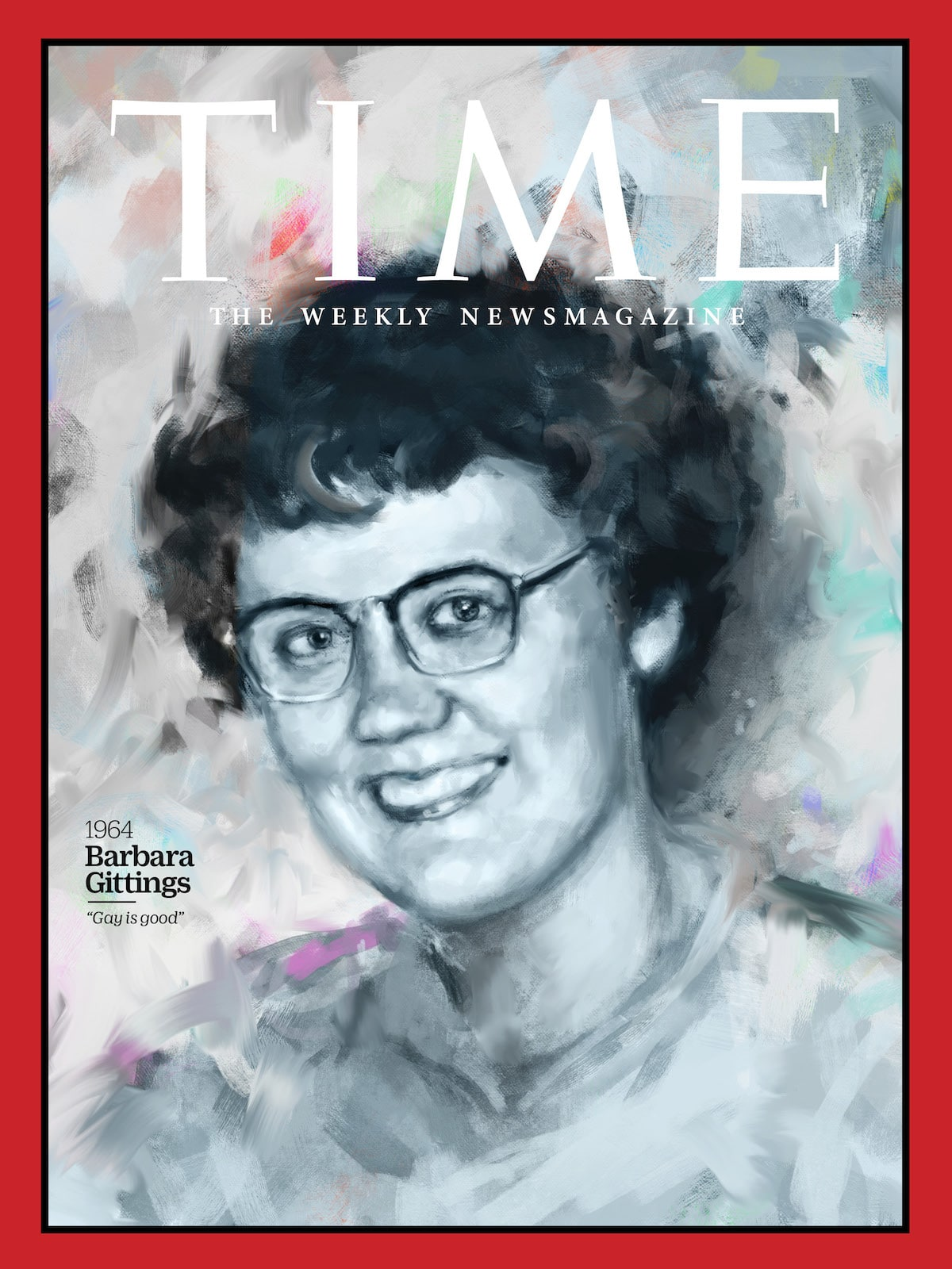 Barbara Gittings Revista TIME - 100 Mujeres del Año
