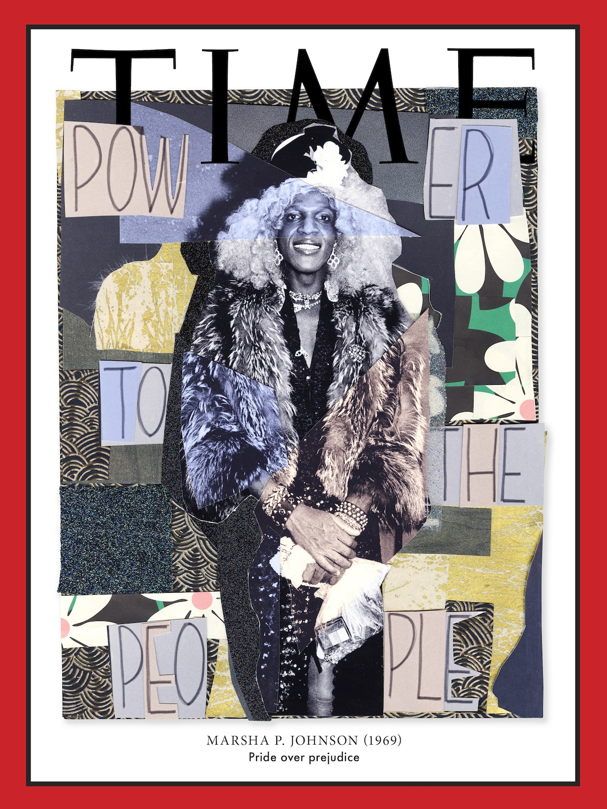 Marsha Johnson Revista TIME - 100 Mujeres del Año